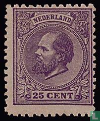 Koning Willem III - 5e emissie