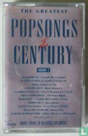 Popsongs of the century