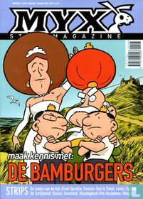 Myx stripmagazine 3e jrg. nr. 1