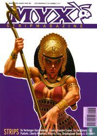 Myx stripmagazine 4e jrg. nr. 2