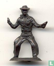 Cowboy (brons)