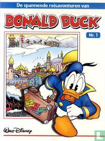 De spannende reisavonturen van Donald Duck 1