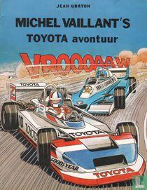 Michel Vaillant's Toyota avontuur