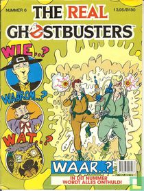 The Real Ghostbusters 6