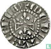 France denier 1290 Maine
