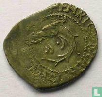 France 1 liard 1555 (Henry II, D)