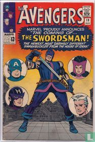 The Coming of...the Swordsman!