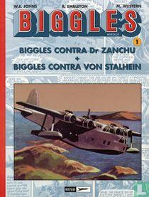 Biggles contra Dr. Zanchu + Biggles contra Von Stalhein