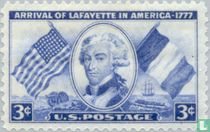 Aankomst Lafayette 1777-1952