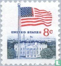 Vlag en Witte Huis