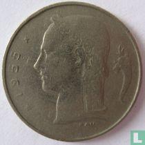 België 1 franc 1955 (FRA)