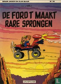 De Ford T maakt rare sprongen