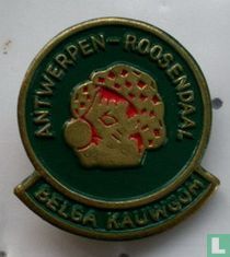 Belga Kauwgom Antwerpen-Roosendaal [groen]