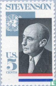 Stevenson, Adlai 1900-1965