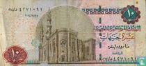 Egypte 10 Pounds 2004, 29 december
