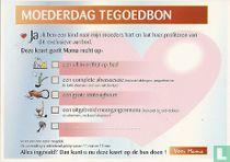 B001062 - Moederdag tegoedbon