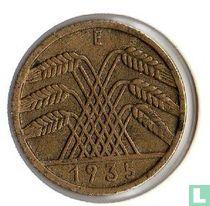 Duitse Rijk 10 reichspfennig 1935 (E)