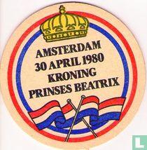 Amsterdam 30 April 1980 Kroning Prinses Beatrix