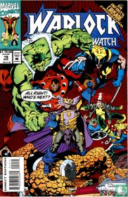 Warlock and the Infinity Watch 19