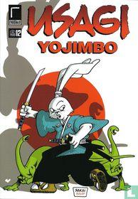 Usagi Yojimbo 12