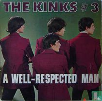 The Kinks #3 - A Well-Respected Man