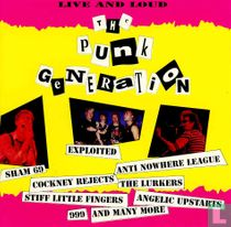 The punk generation Live and loud