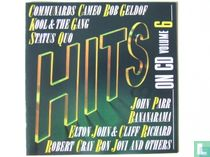 Hits on CD 6
