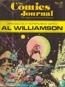 The Comics Journal 90