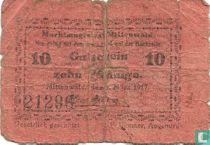 Mittenwald 10 Pfennige