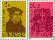 500th birthday Martin Luther