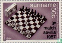 3e partij WK Kasparov/Karpov