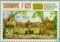 50 years of the Surinamese Museum Foundation