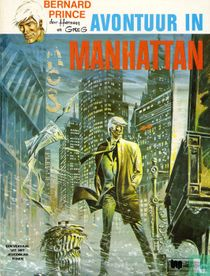 Avontuur in Manhattan