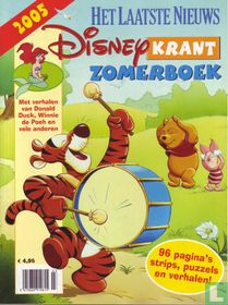 Disney krant zomerboek 2005