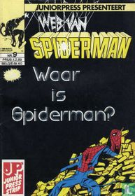 Web van Spiderman 9