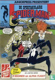 De spektakulaire Spiderman 88