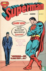 """Superman...nee Clark Kent...ja!"""