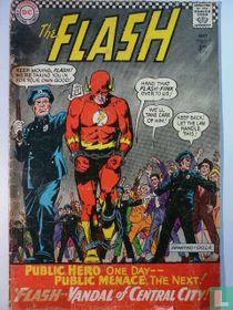 Flash.. Vandal of Central City