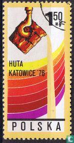 Huta Katowice-Eisengießerei