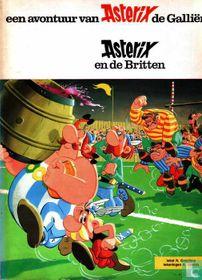 Asterix en de Britten