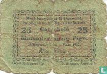 Mittenwald 25 Pfennige