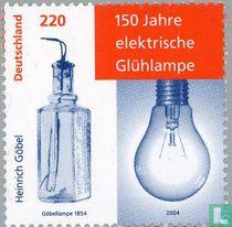 Electrische gloeilamp 1854-2004