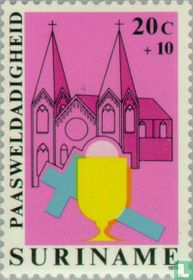 Easter - Churches