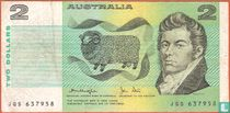 Australië 2 Dollars ND (1979)