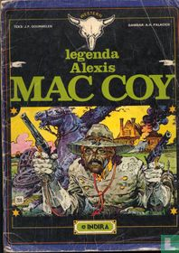 Legenda Alexis Mac Coy