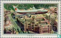 50 Jahre Luftpost