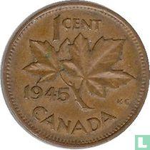 Canada 1 cent 1945