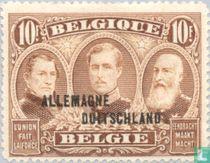 Belgische Besatzung in Deutschland kaufen