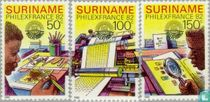 Philexfrance stamp exhibition