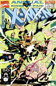 The Uncanny X-Men Annual 15